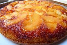 gâteau aux pommes x caramel