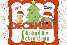December/ Christmas / Exploring speech and language ideas for Christmas.