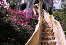STEPS / by Carmen Konochowa-Miles