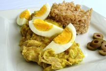 Comida Peruana / Ají de Gallina
