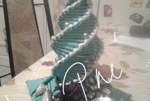 Papírfonás Karácsony / papírfonás karácsony