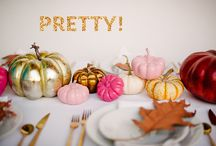 Holidays - Halloween & Fall Things / by Cynthia Martyn - Event Design & Styling