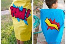 Superhero Sunday