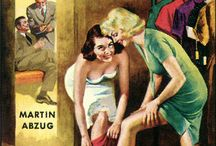 Vintage Pulp...LOVE! / by Darynda Jones