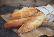 Recepty - chléb,bagety ...