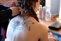 tattoo ideas / by Tessa Peaslee
