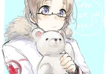 HETALIA / Yeah, I'm from Poland :P