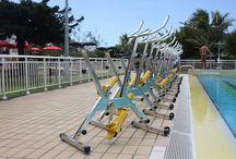 Sainte Marie Aquatique Club / www.poolbiking.com