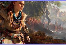 Horizon Zero Dawn / videogame in uscita di Guerilla Game e il titolo sfrutterà una versione potenziata del motore grafico di Killzone: Shadow Fall