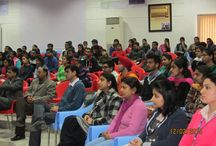 JMA- launched its series of management film festival 2015 / JMA- launched its series of management film festival 2015 being held at GNAIMT Phagwara. The Idea was to inspire and motivate the professional students to aim and achieve higher in their careers and lives.