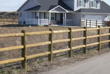 Wood Round Rail Fence / Here is some of our best articles on Wood Round Rail fencing.