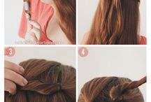 Hairstyles and..hair...