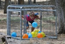 kids active-ities / Helping kids stay active and teaching healthy habits. / by Celeste G.
