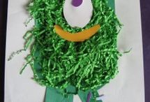 Learning Letters - Crafts and Activities / by Jessica Coulter