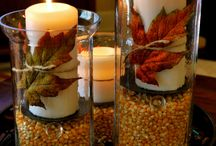 Fall Decorations / by Angela Hollander, Origami Owl, Independent Designer