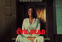 ❤The Evil Dead Franchise!❤ / My Favorite Horror Franchise!  It's Sam Raimi's Masterpiece!  Ash Williams He's My Hero! ❤