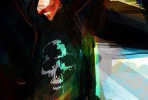 Percy Jackson / I became Solangelo trash. Dam.