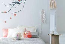 grown up bedroom]