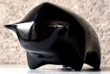 Sculptures Animals