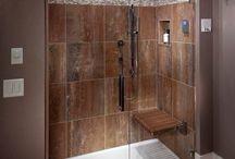 Wawa' Bathroom / Tiling ideas