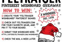 Feltraiger Contests and Giveaways