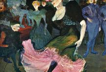 Toulouse-Lautrec / paintings & posters
