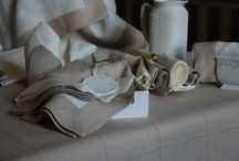My Linen House Collections / These are pure linen things produced for you to be happy.