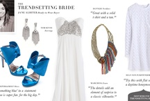 Wedding Inspiration: Jane Albiter  / The Shopbop buyer's picks for the trend-setting bride  / by Shopbop