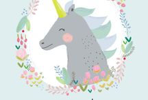 Unicorns / Super cool unicorns