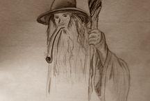 Drawings / Mes dessins