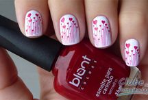 Stamping Ongles St Valentin