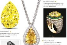 Yellow Diamonds / Pure Yellow Grown Diamonds, rings, earrings and pendants. http://www.puregrowndiamonds.com
