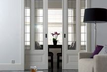 Pocket doors / by Mik