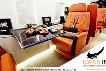 #icarusjet / Jet charter made easy.