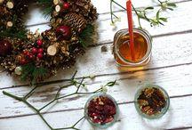 Christmas Inspiration 2014 / Noël, Christmas, Food