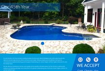 AAA Pools | Branding + Web / Responsive Web project designed by Urbansoft using HTML5 CSS3