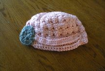 Crochet Hats / by Casey Martinez