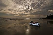 BEACH, BEACH, BEACH / by Noreen Ohai-Daniels