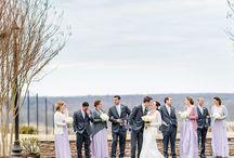 WP Weddings | Plum, Lavender, Orchid, Purple Tones / Wedding color inspiration: plum, lavender, orchid, purple tones | Wolfcrest Photography