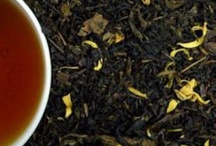 Oolong Tea / First produced in the Fujian province of China, some 400 years ago, oolong tea now comes primarily from Taiwan and southern China. Its long, dark leaves, redolent of dragons' tails, are what give oolong tea its Chinese name: 'Wu Long', meaning 'black dragon'. / by Cup of Tea