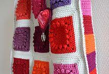 Learning to crochet / by Nancy Olsen