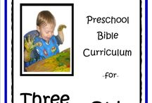 Curriculum for kiddos / by Sarah Gifford