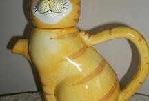 чайник-кот