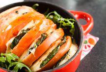 Zdrava hrana i salate
