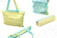 Carriers ; Bags and Holders / by Nungari Kio