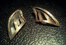 amazing handmade copper jewelry / by Nelle Branford