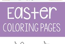 MAP - Easter craft
