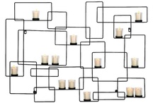 Wall Decor - Candle Holders  / by Joseph Johnson