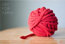 Yay for Yarn! / by Jackie A