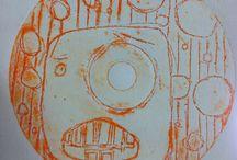 Tisk z CD/matrice/